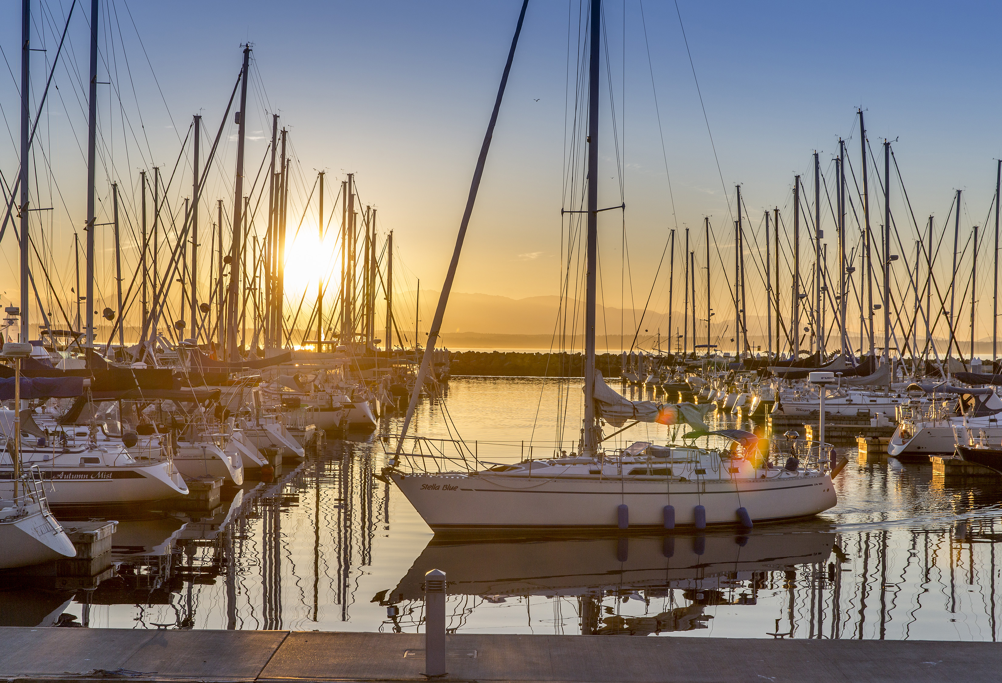 Shilshole Bay Marina Moorage Rates | Port of Seattle