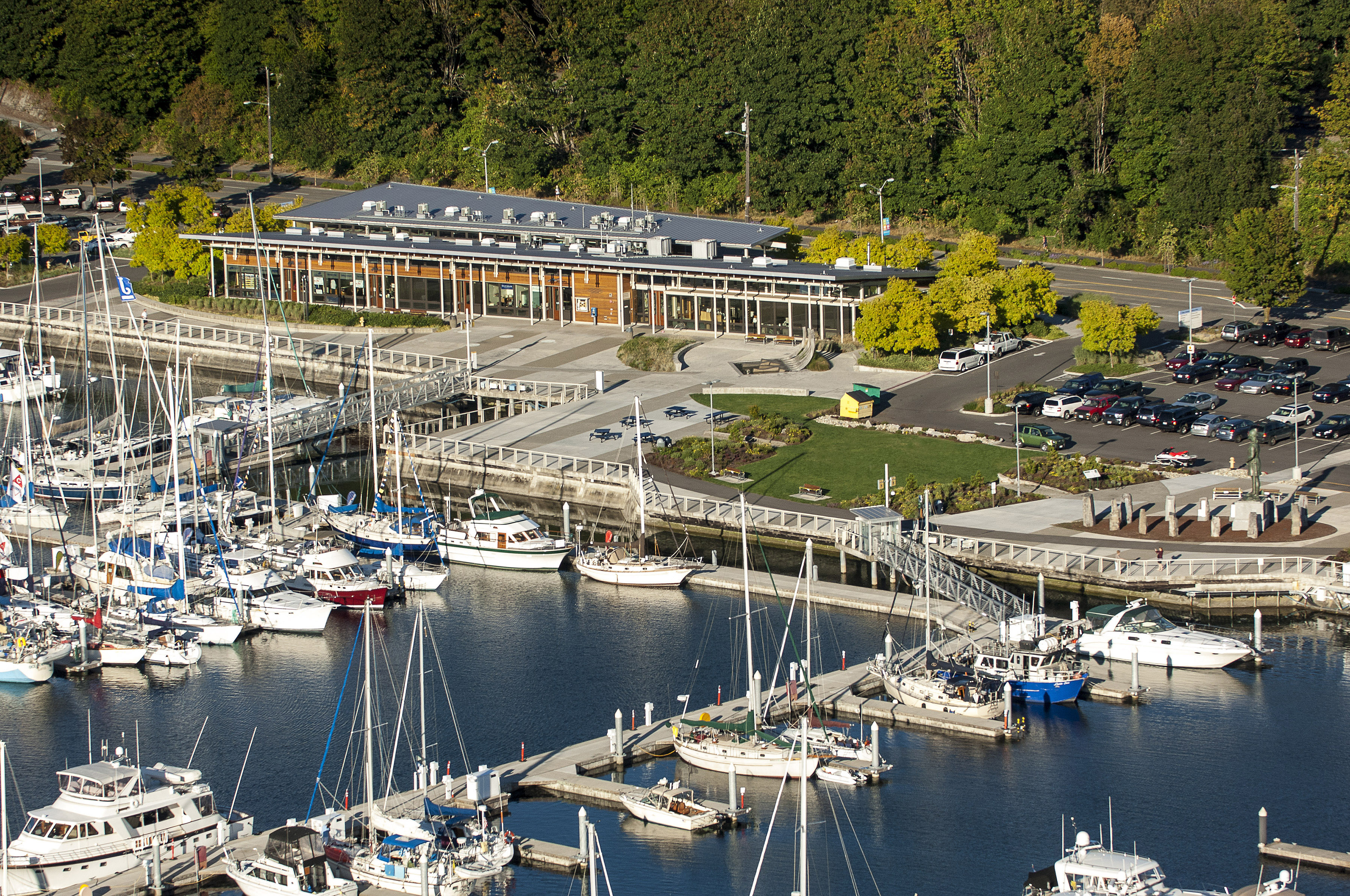 On-site Businesses at Shilshole Bay Marina | Port of Seattle