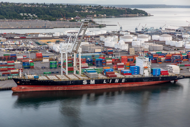 Seaport Statistics | Port of Seattle