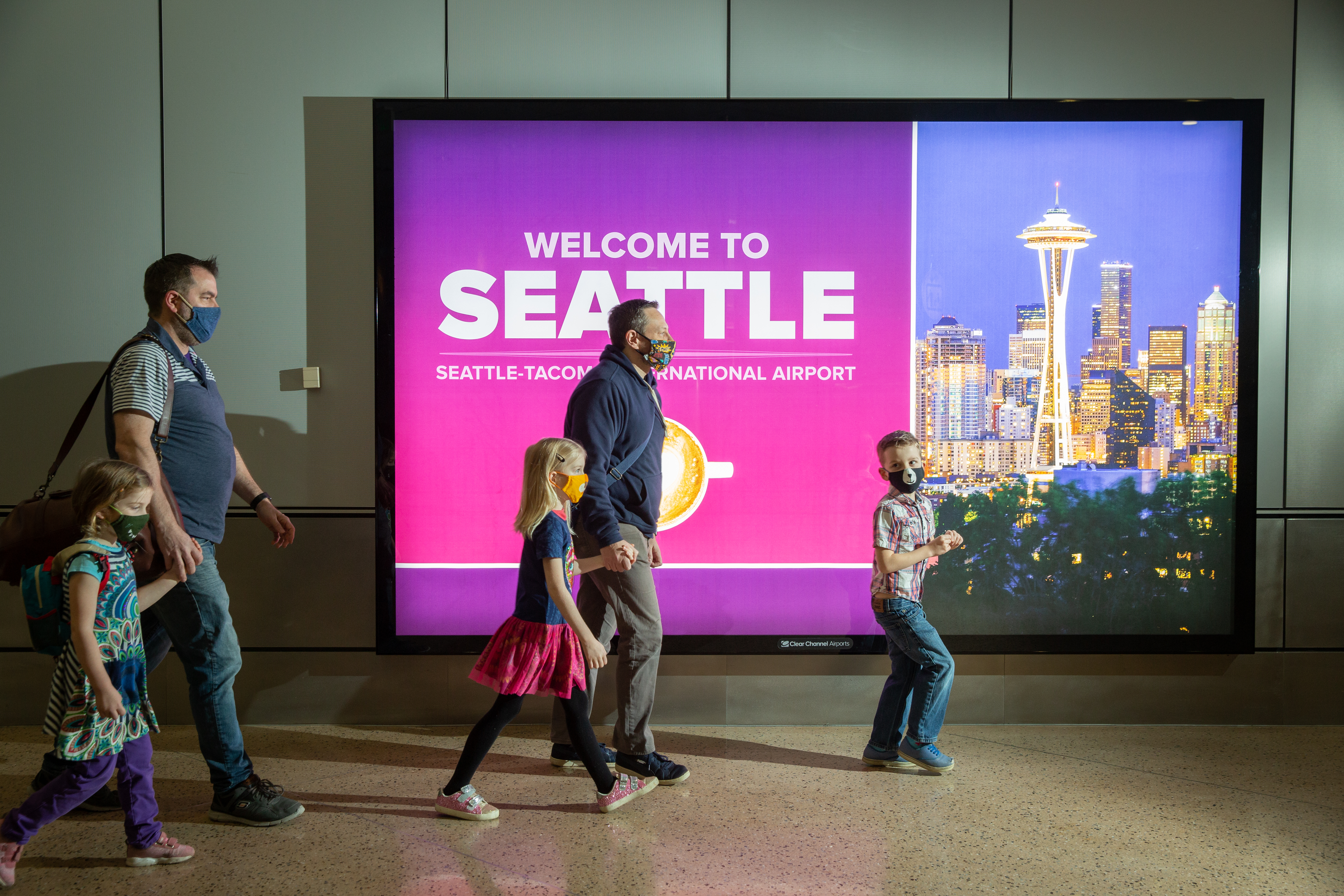 International Travel And Flyhealthy Sea Port Of Seattle