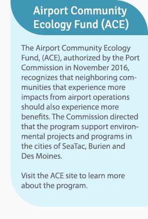 Airport Community Ecology Fund (ACE)