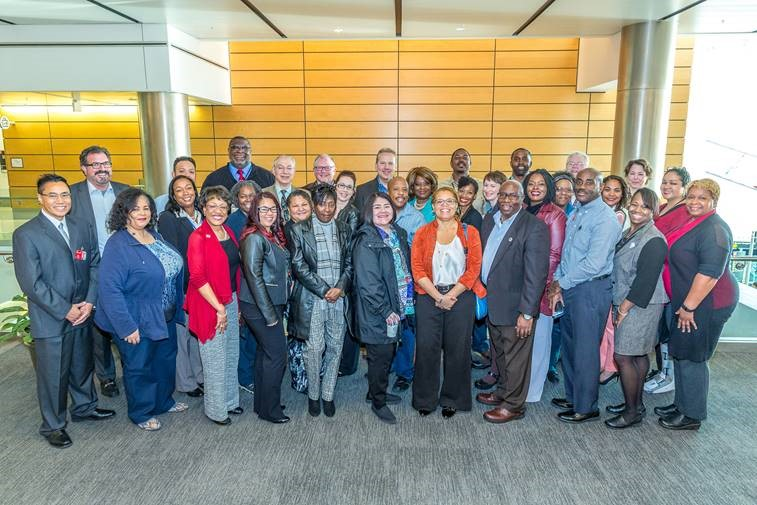 Blacks in Government Employee Resource Group Photo