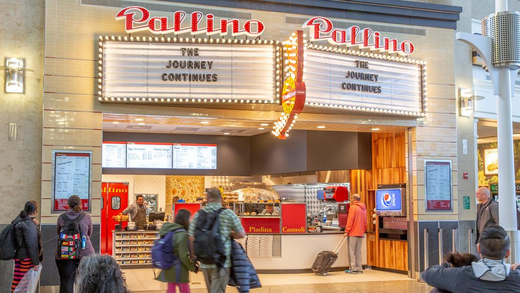 Seeking Proposals For Airport Dining And Retail Leases In