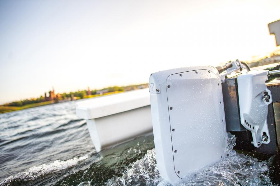 Pure Watercraft outboard motor