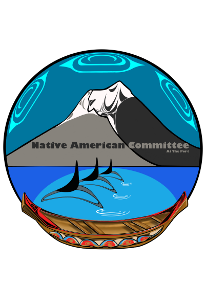 Native American Committee Logo