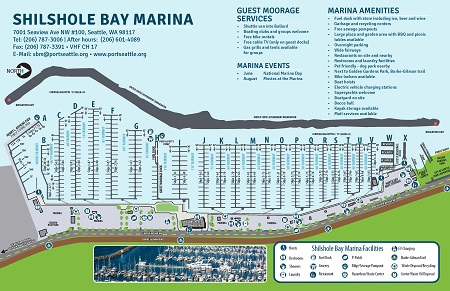 Liveaboard Information | Port of Seattle