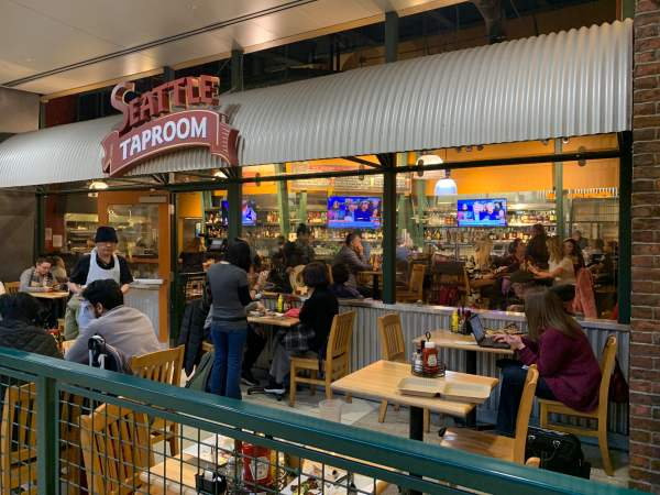 Where To Watch The Big Game At Sea Tac Port Of Seattle