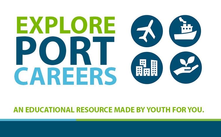 Explore Port careers and icons of the industries