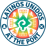 Logo for Latinos Unidos