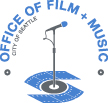 City of Seattle Office of Film and Music logo