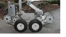 Port of Seattle Police Department Bomb Disposal Robot