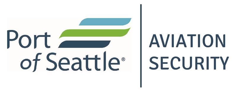 Port of Seattle Aviation Security Logo