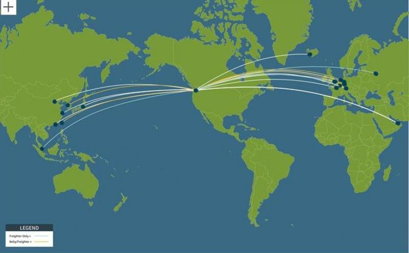 Air Cargo Non-Stop International Routes | Port of Seattle on