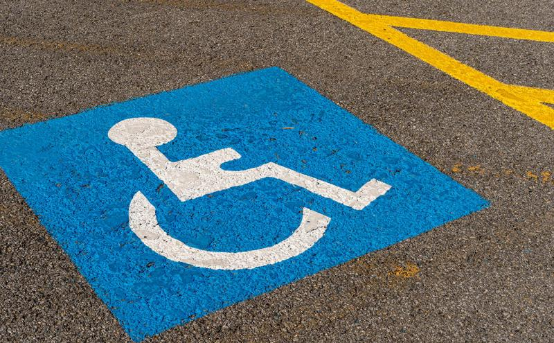 accessible and ada parking at sea tac airport port of seattle