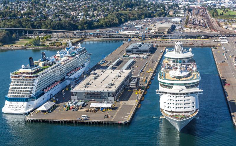 Seattle Cruise Port Terminal: Information for Port of ...