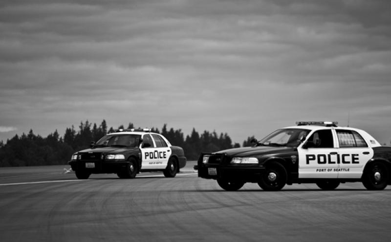 Port of Seattle police cars
