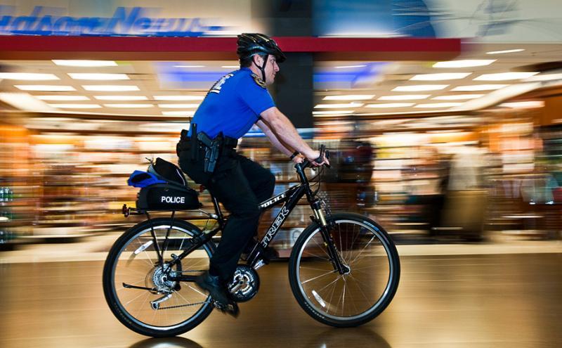 Police Bike Team Port Of Seattle