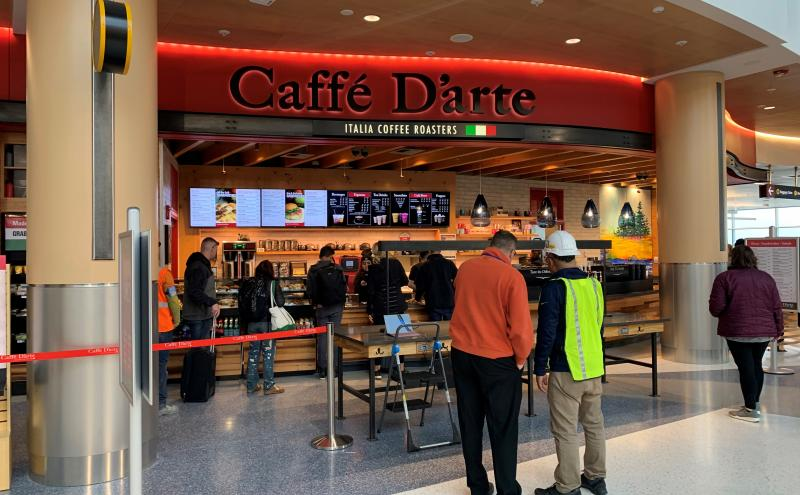 Caffe D'arte in N Gates