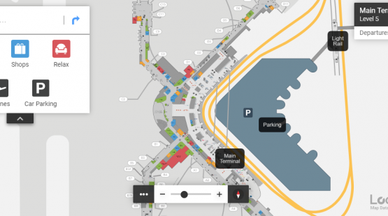 Icelandair Airlines Seatac Airport Map - WIRING DIAGRAMS •