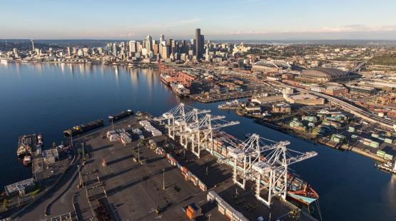 Home | Port of Seattle