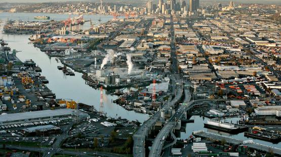 Clean Up Port Of Seattle