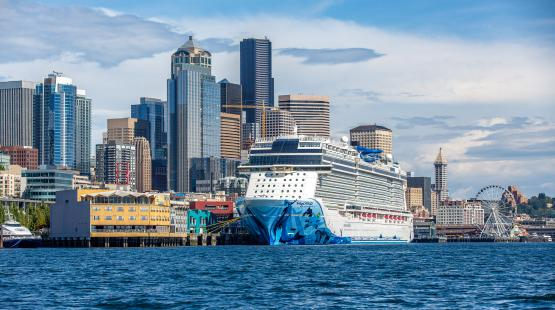 Bell Street Cruise Terminal at Pier 66 | Port of Seattle