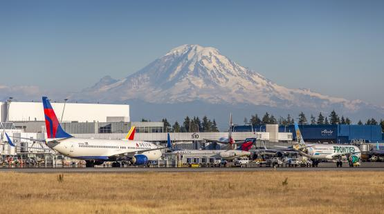 Sea-Tac Airport Home   Port of Seattle