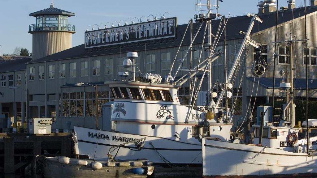 Fishermen's Terminal   Port of Seattle