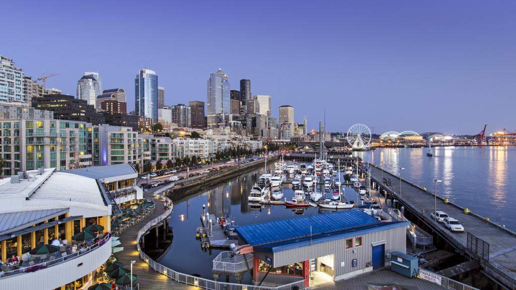 Bell Harbor Marina | Port of Seattle